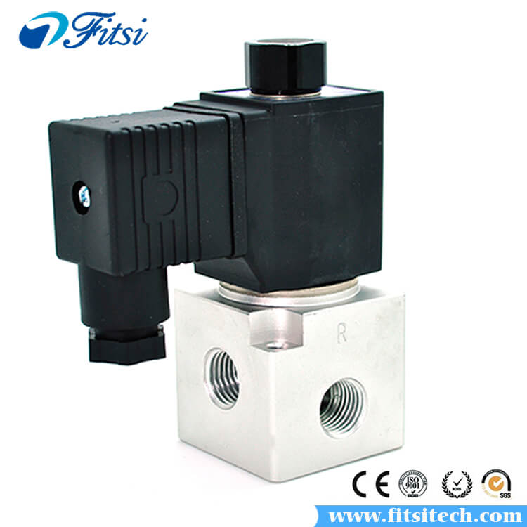 3V2-06-NO Solenoid Valve For Boiler
