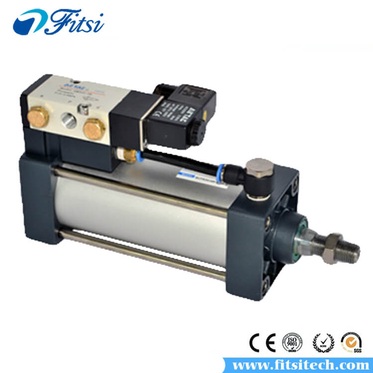Double Acting AIRTAC Variable Cushion JSI32X25 JSI32X100 JSI32X350 JSI32X1000S Stabdard Pneumatic Cylinder