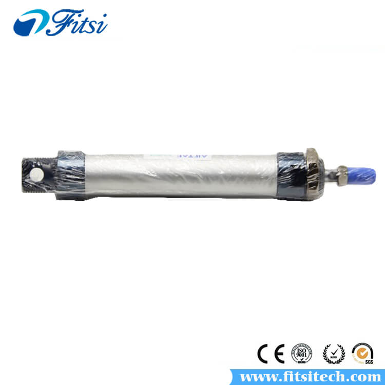 Sophisticated Workmanship for Complicated M12/×1.25 Air Cylinder Pneumatic Components Piston Rod Thread DNC40 Cylinder Aluminum Alloy Air DNC40175