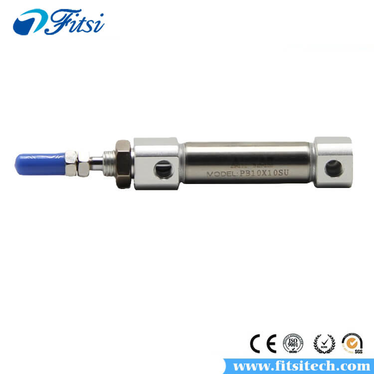 AirTAC PBR Series Pneumatic Cyclinder PBR12X30 PBR12X40 PBR12X50 PBR12X60 Mini Pneumatic Air Cylinder