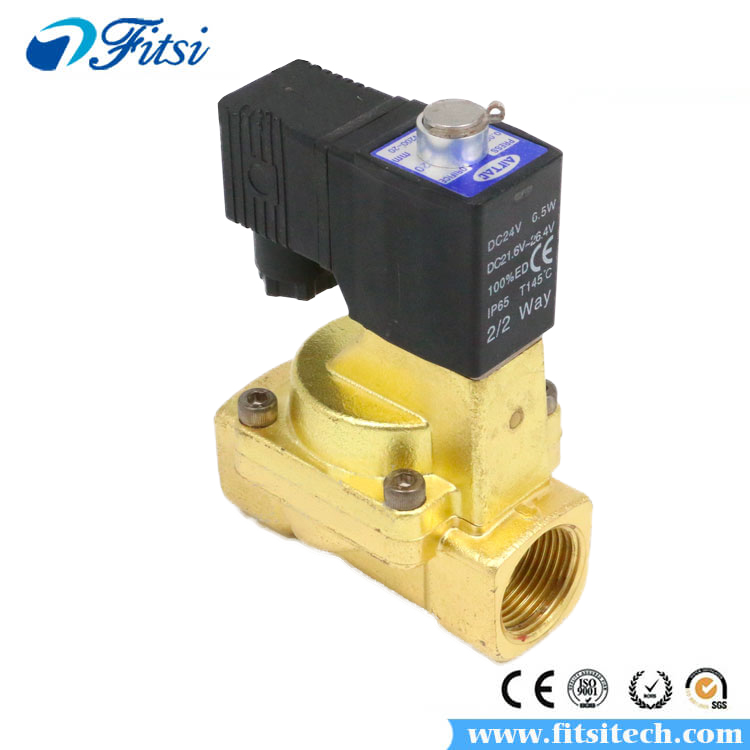 2KW150-15 2KW200-20 2KW250-25 2KW Series Internally Piloted and Normally Opened Flow Control Valve