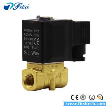 2W Series Internally piloted and normally closed Valves 2W150-15 2W200-20 2W250-25 Solenold Valve