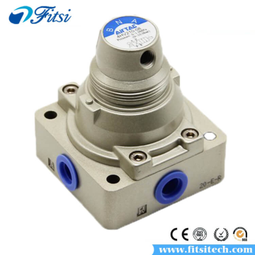 AirTAC Pneumatic Air Valve 4 Way 2 Position Hand Operated Lever 4HV2□□-06 4HV2□□-08 4HV3□□-08 4HV3□□-10 4HV4□□-15 4HV4□□-20