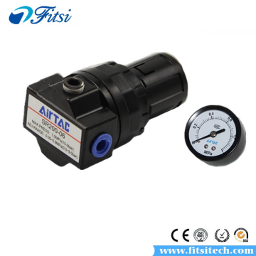 AIRTAC SR Serices Air Pressure Regulating Valve SR200-06 SR200L-06 SR200-08 SR200L-08 for Air filtration