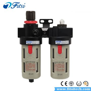 AFC1500 AFC2000 BFC2000 BFC3000 BFC4000 Air Filter Regulator Lubricator Oil/Water Separator Regulator with Gauge Air Compressor