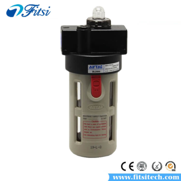 AirTAC AL、BL Series AL1500 AL2000 BL2000 BL3000 BL4000 Pneumatic Twin Air Filter Air Compressor Source Treatment with Regulator Trap